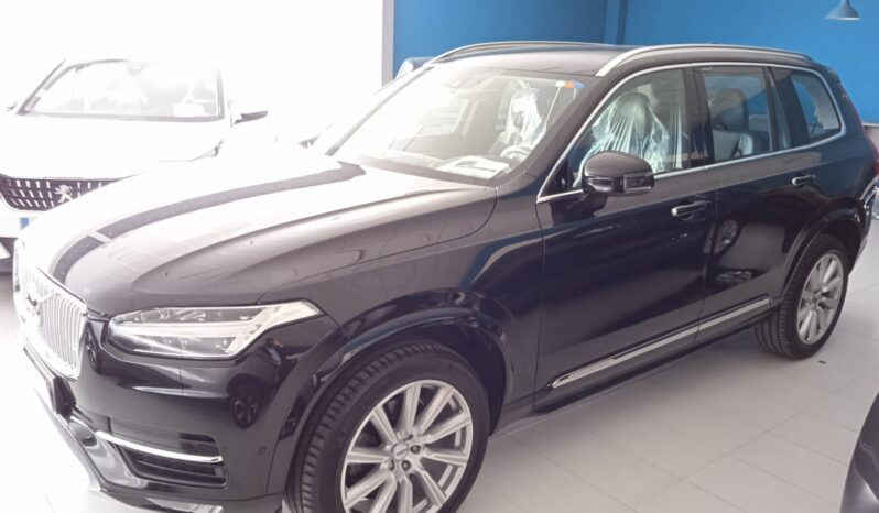 VOLVO	XC90	2.0 235CV AT8 INSCRIPTION 7 PLAZAS lleno