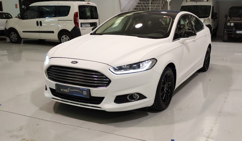 FORD	MONDEO	1.5TDCI 120CV TREND lleno
