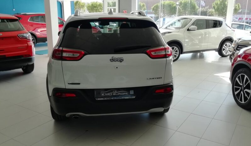 JEEP CHEROKEE 2.0 CRD 140CV LIMITED lleno