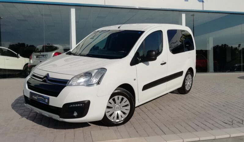 CITROEN	BERLINGO	COMBI-L1H1-1.6BLUEHDI 75CV MULTISPACE LIVE EDITION lleno