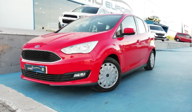 FORDC-MAX1.5DCI 105CV TREND+ ECONETIC lleno