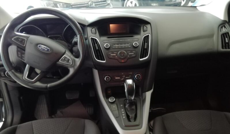 FORD	FOCUS	2.0TDCI 150CV SPORT POWERSHIFT 5P. lleno